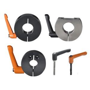 固定环 把手锁紧型 开口型/切割型/侧安装型