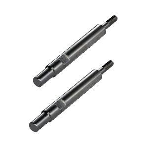 MCJ11转轴 两端台阶型 一端外螺纹型 带扳手槽型