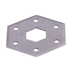 悬臂销 内螺纹安装型 带外螺纹型 六角型