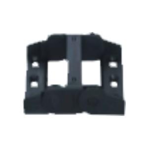 轻型25系列 内外径开口拖链用接头 U型斜角型/方型