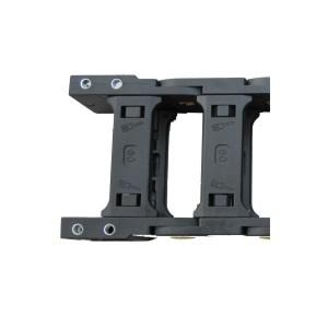 VES01加强型55系列 内外径开口拖链用接头 方型