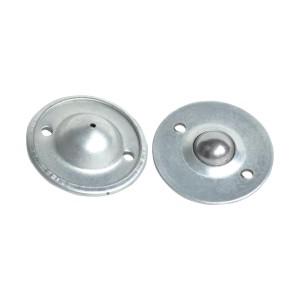 QDA01钢制万向球 冲压型 法兰式