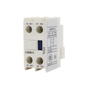 LADN施耐德 TeSys交流接触器用辅件 触点模块