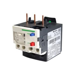 LRD施耐德 TeSys交流接触器用辅件 热过载继电器