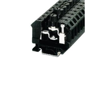 ZKD20-25φ5保险丝座 端子台式螺丝固定型 压入式/旋入式