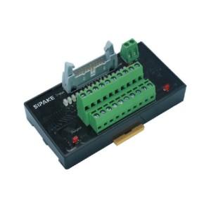 ZHM53直流固态继电器端子台 16位