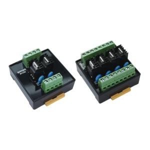 ZHM61-62交流固态继电器端子台 2位/4位