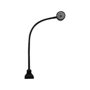 ZHE40-41鹅颈式LED工作照明灯 柱型 磁座式/面板式
