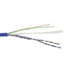"ZIE70运动型工业LAN线 超六类 不带屏蔽  本产品的订购单位为卷(每卷产品的长度为""100""米)"