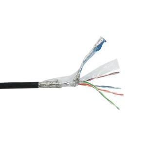 "ZIE82固定型工业LAN线 超五类 双层屏蔽  本产品的订购单位为卷(每卷产品的长度为""100""米)"