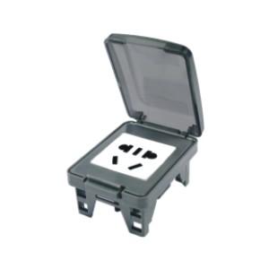 ZIM03通用电源插座 防护型插座面板盒