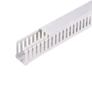 "ZIK01线槽 普通方形 PVC通用线槽  本产品每PCS长度为""2""米"