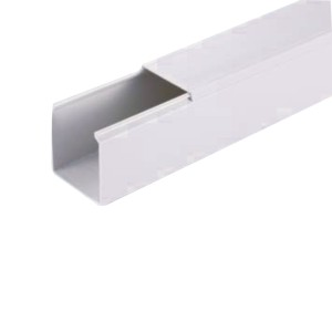 "ZIK03线槽 普通方形 PVC密封式线槽  本产品每PCS长度为""2""米"