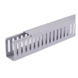 "ZIK05线槽 普通方形 PVC连齿式线槽  本产品每PCS长度为""2""米"