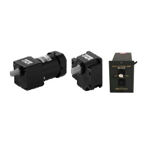 经济型平行刹车调速电机/减速机 电机法兰尺寸90 功率60W GN/GU组合型