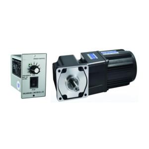 直角可逆调速电机/减速机 电机法兰尺寸90 功率40W GU组合型