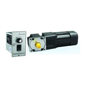 ZKR13-84直角可逆调速电机/减速机 电机法兰尺寸90 功率120W GU组合型