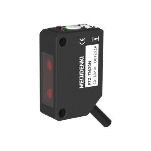 经济型光电传感器 通用方型 对射式/漫反射式/限定反射式 LED红光 有效检测距离20000/1000/10~140mm