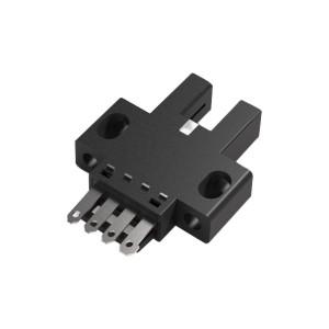 ZJF40经济型槽型传感器 插件式 检测距离5mm(槽宽)