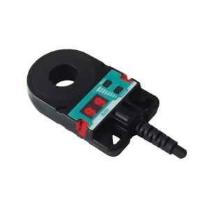 ZJL01-02电感式接近传感器 数显按键调节型 环型 电缆型/插件型
