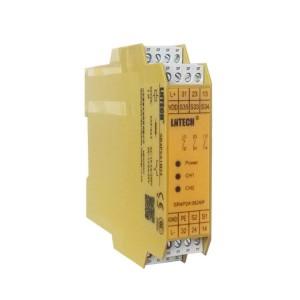 ZJH76安全继电器 安全光幕用 PNP 输出触点2NO 1NC 电压24VDC