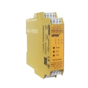 ZJH77安全继电器 安全光幕用 NPN 输出触点2NO 1NC 电压24VDC