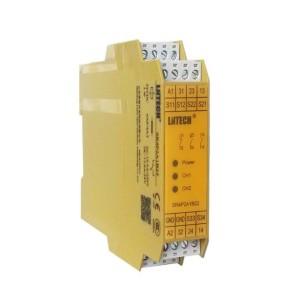 ZJH80安全继电器 安全门/急停开关用 输出触点2NO 1NC 电压85-264VAC/DC