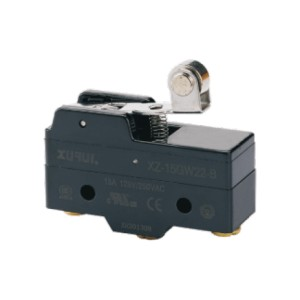 ZLB03微动开关 通用型 滚轮摆杆型