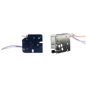 ZKL18安全控制元件 电磁门锁 平板式