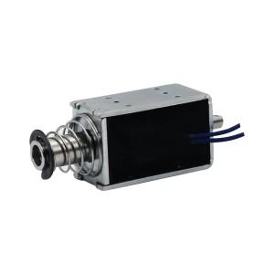ZKM08电磁铁 推拉式 框架式