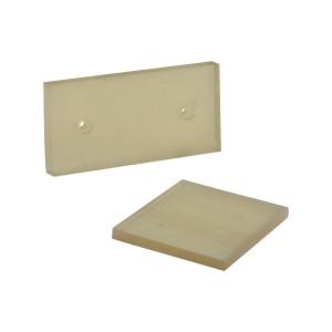 NDC01-31聚氨酯垫 正方型 标准型 孔加工型