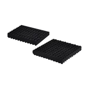 NFK01-11橡胶减震垫 标准型 孔加工型