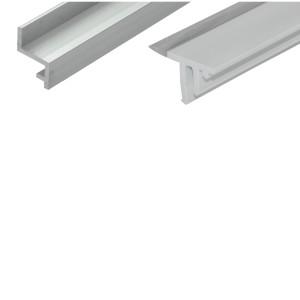 40系列槽宽10.2 后装面板座/后装面板压条