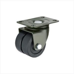 TY-CFL01型材通用配件 脚轮双轮型