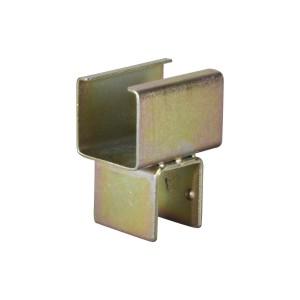 4-AFG21-22专用配件 精益管系列 流利条接头