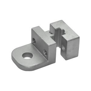 JX-AVK31-4010专用配件 机械防护栏30/40系列 铁丝网固定块